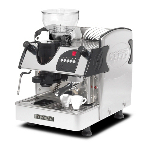 Commercial Coffee Machine Rentals Concept Coffee